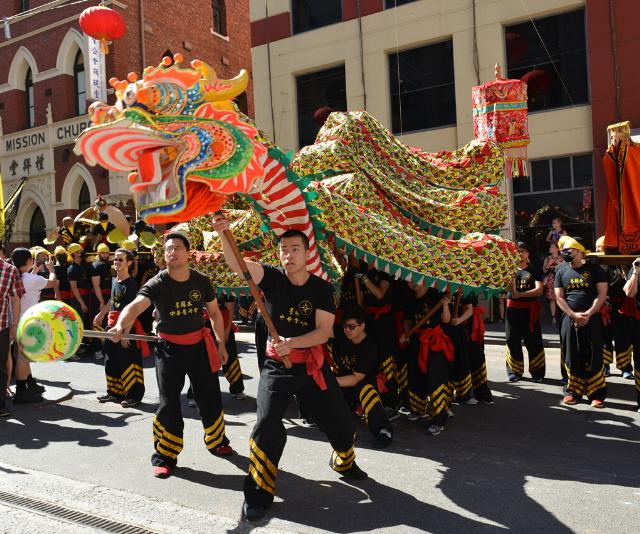 Here's where to celebrate Chinese New Year 2020 across Australia