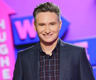 EXCLUSIVE: Dave Hughes opens up about fatherhood and turning 50