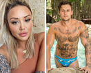 EXCLUSIVE FIRST LOOK: Charlotte Crosby and Ryan Gallagher share a steamy kiss on I'm A Celeb as romance heats up