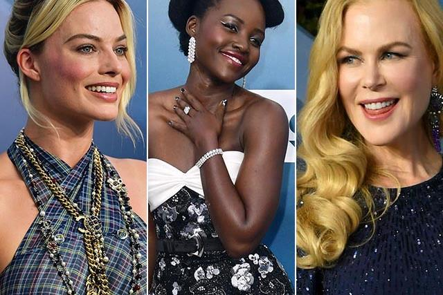 Lights, camera, fashion: All the best looks from the Screen Actors Guild Awards red carpet