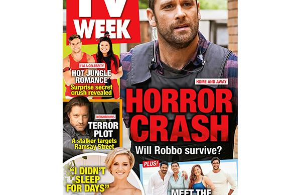 Enter TV WEEK Issue 4 Puzzles Online