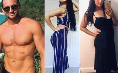 Get ready for serious stalking: Here's where to follow all of this year's Married At First Sight contestants on Instagram