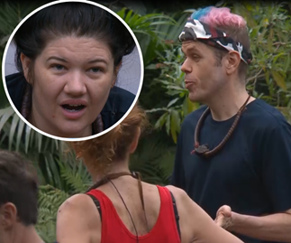EXCLUSIVE CLIP: I'm A Celeb stars left shocked after finally finding out about #Megxit