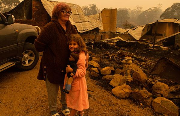 Real life: The Cobargo NSW bushfires destroyed my home