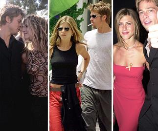 Every single time Brad & Jen proved they were the OG fashion power-couple of the nineties and noughties