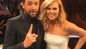 It's official! Darren McMullen returns to The Voice as host alongside Renee Bargh