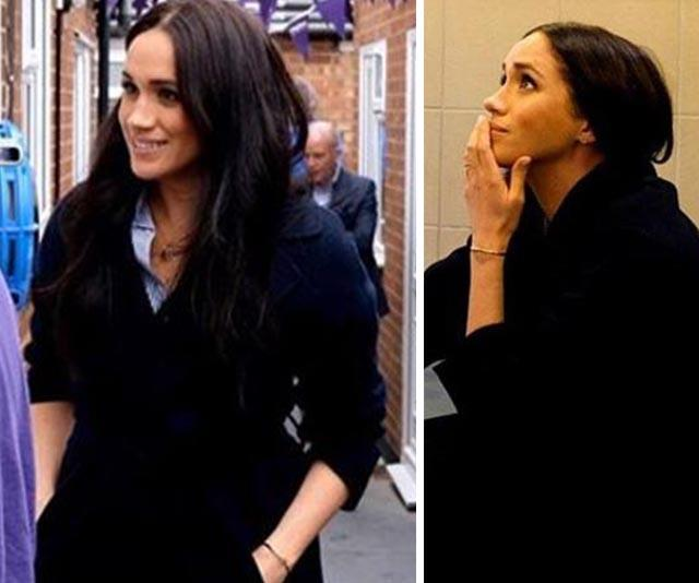 Meghan Markle emerges on Instagram with brand new photos from secret engagement
