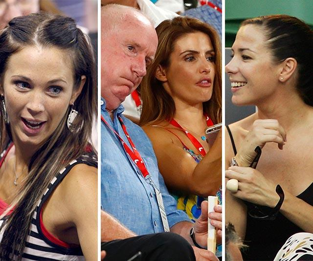 Home and an Ace: All the photos of Summer Bay's finest getting into the Aussie Open over the years
