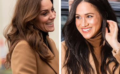 Eight affordable dupes of the chic camel coat Kate Middleton and Meghan Markle adore - and that we'll all be wearing this winter