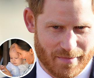 Prince Harry confesses his heartbreaking desire for Archie as he grows up