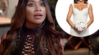 EXCLUSIVE: Married At First Sight bride Natasha was in a relationship with Eden Dally- and Cyrell isn't happy