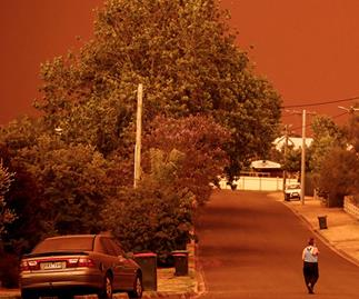 "Real life: The Mallacoota bushfires where ""the sky turned black"""