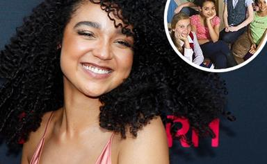 EXCLUSIVE: Aussie actress Aisha Dee is the star of a global television phenomenon, but she hasn't forgotten her Saddle Club days