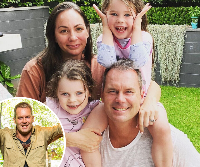 """EXCLUSIVE: I'm A Celeb star and stay-at-home dad Tom Williams can't wait to get back to """"plaiting hair and packing school lunches"""""""