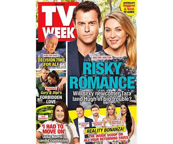 Enter TV WEEK Issue 5 Puzzles Online
