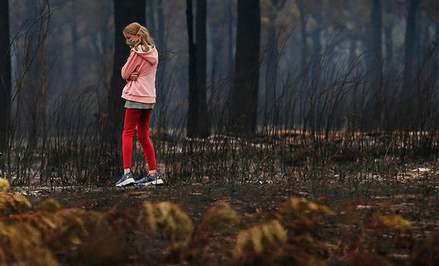 REBUILD OUR TOWNS: After watching her town burn, this Mallacoota girl is rebuilding her happy place