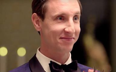 Meet Married At First Sight's most fame-hungry groom, Ivan Sarakula!