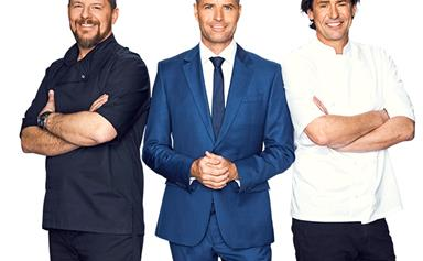 My Kitchen Rules' judge Colin Fassnidge takes aim at rival Manu Feildel