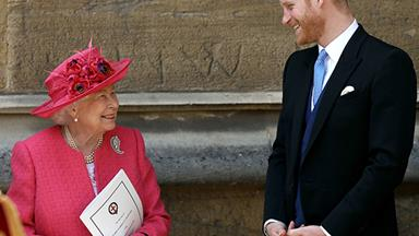 The photos that prove Prince Harry and the Queen will always have a special relationship