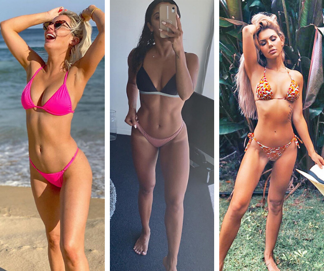 These smoking hot reality TV stars show off their incredible weight loss transformations