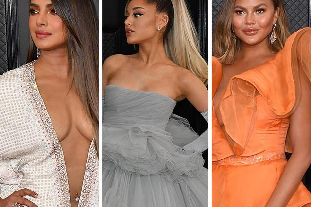 Rock n' woah: All the wild and and wonderful red carpet looks from the 2020 Grammy Awards