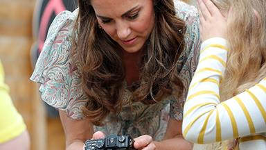 "Duchess Catherine's opens up about her latest ""deeply personal"" photography project"