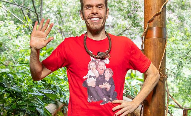 EXCLUSIVE:  I'm A Celeb's Perez Hilton reveals he cried when he heard the news of Kobe Bryant's death immediately after being eliminated