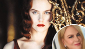 Nicole Kidman is almost unrecognisable in stunning throwback photos that inspired her iconic role in Moulin Rouge