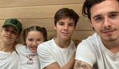 Brooklyn Beckham unveils three new tattoos honouring his brothers and sister