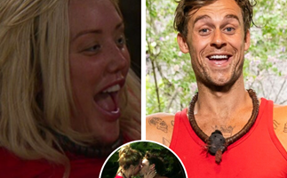 """EXCLUSIVE: I'm A Celeb's Ryan Gallagher says his romance with Charlotte Crosby is """"120 per cent"""" going to last beyond the jungle - and we actually believe him"""