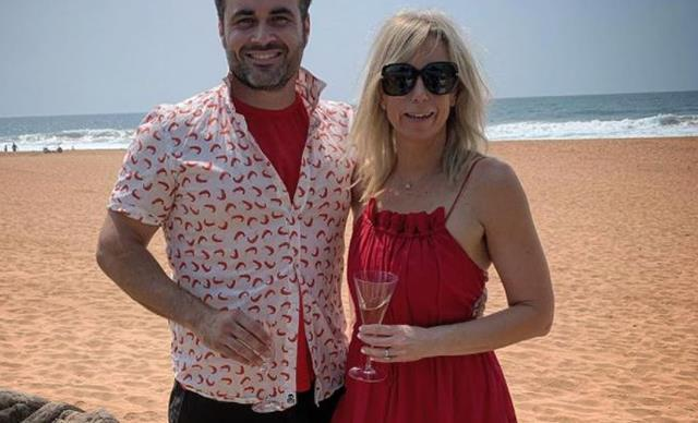 Yes chef! Miguel Maestre and his wife Sascha's love story is rom com material