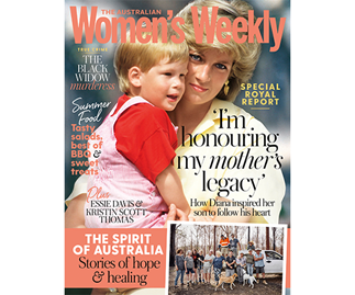 The Australian Women's Weekly February Issue Online Entry