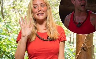 """EXCLUSIVE: I'm A Celebrity's Charlotte Crosby says """"the only reason"""" she'd move to Australia is Ryan Gallagher"""