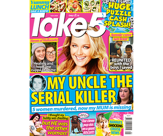 Take 5 Issue 5 Online Entry Coupon