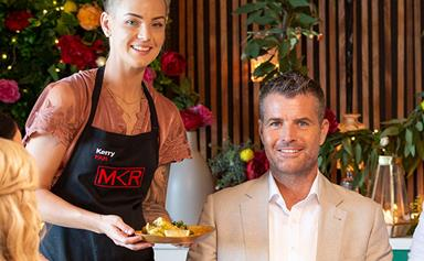 EXCLUSIVE: Married My Kitchen Rules judge Pete Evans' secret crush on contestant Kerry