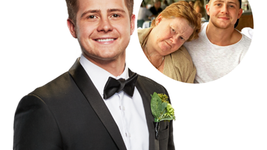 EXCLUSIVE: Married At First Sight groom Mikey Pembroke reveals why his Aunt Lou is everything to him