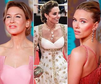 Keep calm and Cartier on: All the glitz and glamour from the BAFTA Awards red carpet