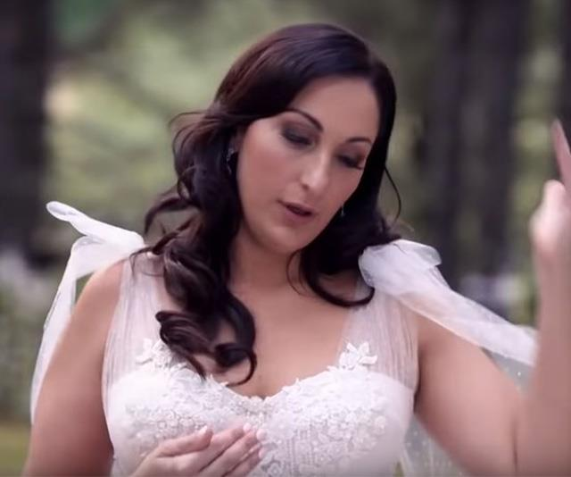 EXCLUSIVE: Married at First Sight's Poppy reveals the real reason she freaked out on her wedding day