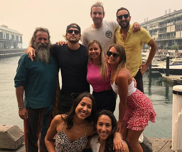 It's time to merge: These Australian Survivor contestants have become friends in real life