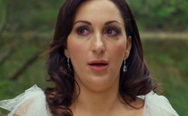 MAFS bride Poppy's approval ratings have dropped dramatically after her premiere episode