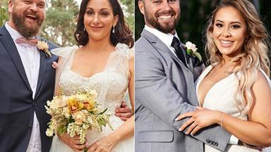 It's a match! Who are all of the 2020 Married At First Sight couples?