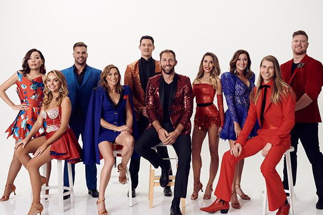 See how every single celebrity contestant placed on Dancing With The Stars this season
