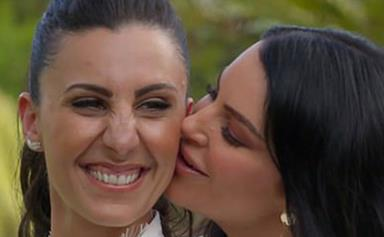 EXCLUSIVE: MAFS brides Amanda and Tash open up about being the show's first same-sex couple