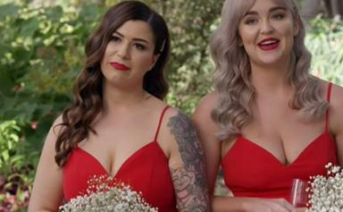 One of Married At First Sight's Tash's controversial bridesmaids is a feminist poet