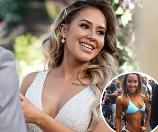 EXCLUSIVE: Married at First Sight's Cathy reveals the simple diet rule behind her 16kg weight loss