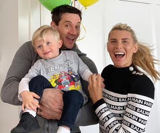 EXCLUSIVE: Dancing With The Stars' Ed Kavalee opens up about baby number two with wife Tiffiny Hall