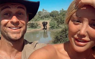 That didn't last long! I'm A Celeb's Charlotte Crosby and Ryan Gallagher split