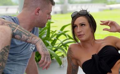 EXCLUSIVE: MAFS couple Hayley and David's honeymoon fight exposed!