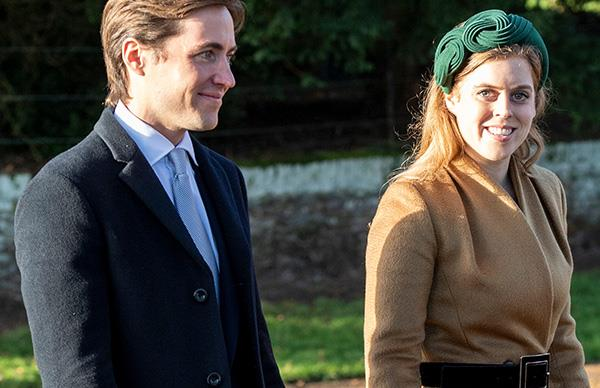 Dust off your fascinators! We have a date for Princess Beatrice and Edoardo Mapelli Mozzi's wedding day