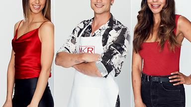 My Kitchen Rules' Ben, Roula and Lauren caught up in a shock love triangle